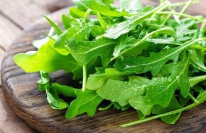 Συγκριτικά με το σπανάκι και άλλα λαχανικά με φύλλα, η ρόκα έχει τη χαμηλότερη περιεκτικότητα σε οξαλικά. Αυτή η ιδιότητά της, σε συνδυασμό με την πληθώρα βιταμινών (κυρίως της βιταμίνης Κ) και μετάλλων που συναντά κανείς σε αυτή, την καθιστούν σημαντική στη διατήρηση της υγείας των οστών.